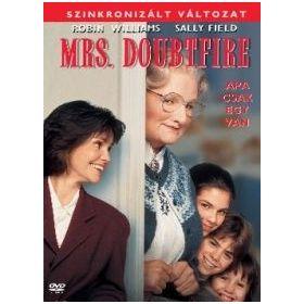 Mrs. Doubtfire *Szinkronizált* (DVD)