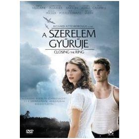 A szerelem gyűrűje (DVD)