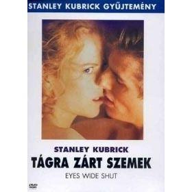 Tágra zárt szemek (DVD)