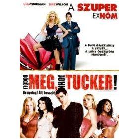 Szuper exnőm/Dögölj meg, John Tucker (2DVD)