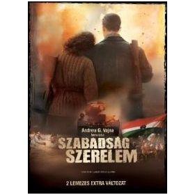 Szabadság, szerelem (DVD)