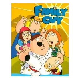 Family guy - 1. évad (2 DVD)