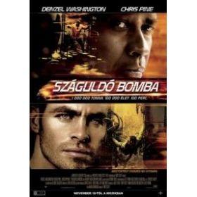 Száguldó bomba (DVD)