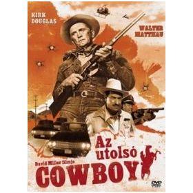 Az utolsó cowboy (DVD)