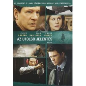 Az utolsó jelentés (DVD)
