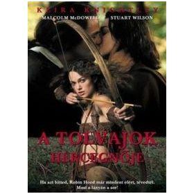 Tolvajok hercegnője (DVD)