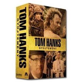 Tom Hanks - Gyűjtemény (5 DVD)