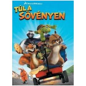 Túl a sövényen (DVD) (DreamWorks gyűjtemény)