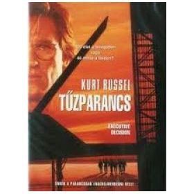 Tűzparancs (DVD)