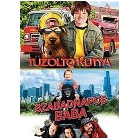 Tűzoltó kutya/Szabadnapos baba (2 DVD)