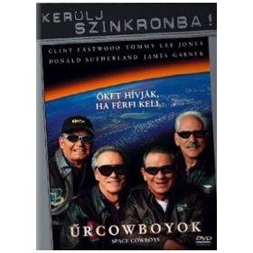 Űrcowboyok (DVD)