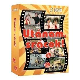 Utánam srácok *Teljes Tv-sorozat* (DVD)