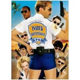 Zsaruk bevetésen (DVD)