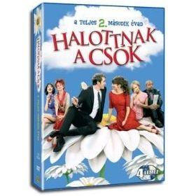 Halottnak a csók - 2. évad (4 DVD)
