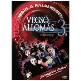 Végső állomás 3. (DVD)