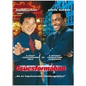 Csúcsformában (DVD)