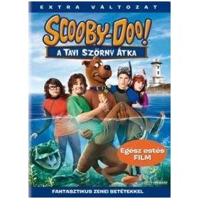 Scooby-Doo és a tavi szörny átka (DVD)