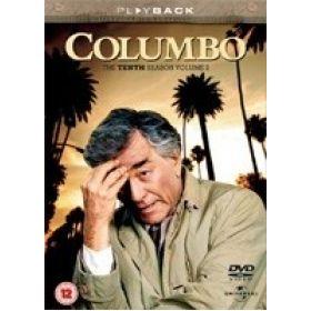Columbo 10. évad 2. rész (3 DVD)