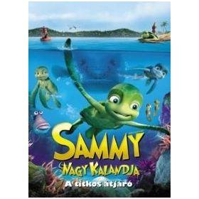 Sammy nagy kalandja - A titkos átjáró (DVD)