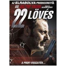 22 lövés (DVD)