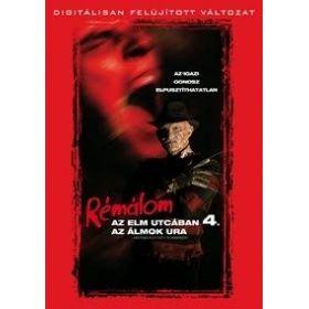 Rémálom az Elm utcában 4. - Az álmok ura (DVD)