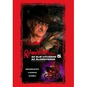 Rémálom az Elm utcában 5. - Az álomgyerek (DVD)