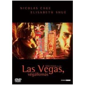 Las Vegas végállomás (DVD)