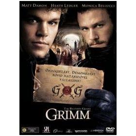 Grimm testvérek (DVD)