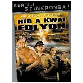 Híd a Kwai folyón (DVD)