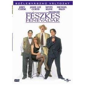 Fészkes fenevadak (DVD)