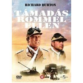 Támadás Rommel ellen (DVD)