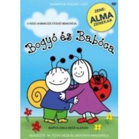 Bogyó és Babóca 1. (DVD)