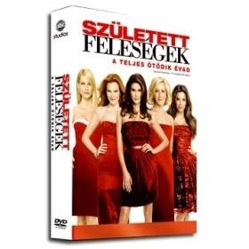 Született feleségek - 5. évad (7 DVD)
