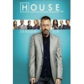 Doktor House 6. Évad (6 DVD)