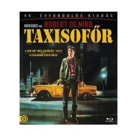 Taxisofőr (Blu-ray)