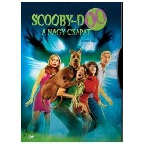 Scooby-Doo - A nagy csapat (DVD)