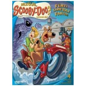 Mizújs, Scooby-Doo? 3. - Fény! Kamera! Fantom! (DVD)