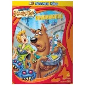 Mizújs, Scooby Doo? 8. - Aranymancs (DVD)