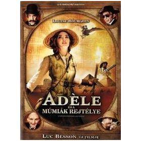 Adéle és a múmiák rejtélye (DVD)