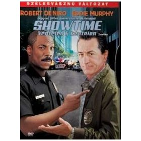 Showtime - Végtelen és képtelen (DVD)