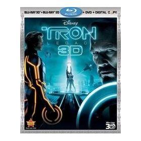 Tron: Örökség (3D Blu-ray)