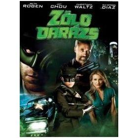 Zöld darázs (DVD)
