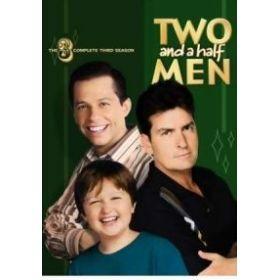 Két pasi, meg egy kicsi - 3. évad (4 DVD)