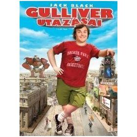 Gulliver utazásai (DVD)