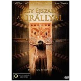 Egy éjszaka a királlyal (DVD)