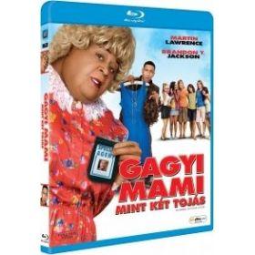 Gagyi mami - Mint két tojás (Blu-ray)