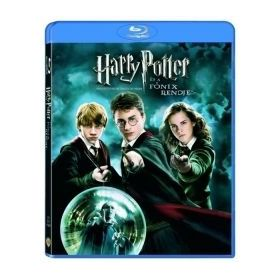Harry Potter 5.- Főnix Rendje (Blu-ray)