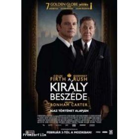 A király beszéde (DVD)