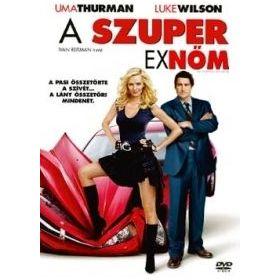 A szuper exnőm (DVD)