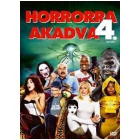 Horrorra akadva 4. (DVD)